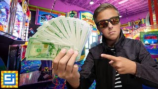 BEST ARCADE HACKS for WINNING THE BIGGEST JACKPOT!!