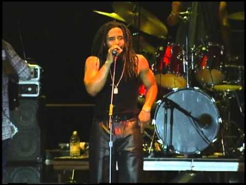 Kymani Marley 2000 Concert