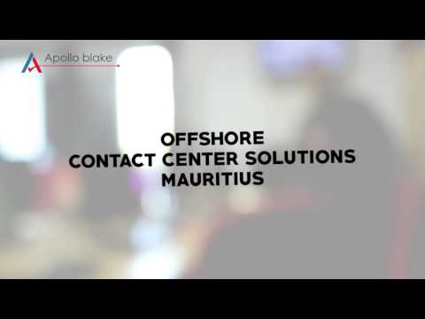 Offshore Contact Center Solutions Mauritius