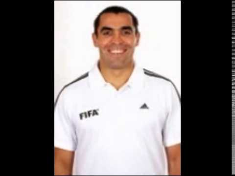 BRAZIL: Official Portraits of Referees and Assistants for 2014 FIFA World Cup in Brazil