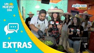 Nueva York celebra el grito de independencia mexicana   Un Nuevo Día   Telemundo
