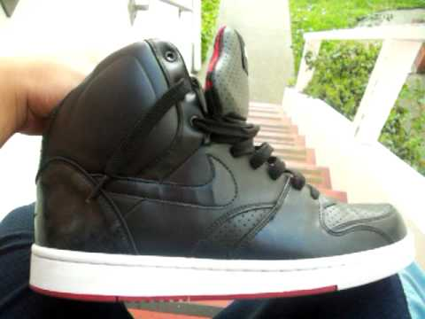 Nike RT1 Bred Colorway 1st Release