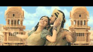 Ram charan in Bahubali dhivara song