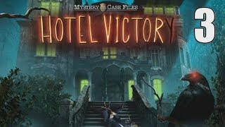 Mystery Case Files 17: Hotel Victory [03] Let's Play Walkthrough - ENDING - Beta Demo - Part 3