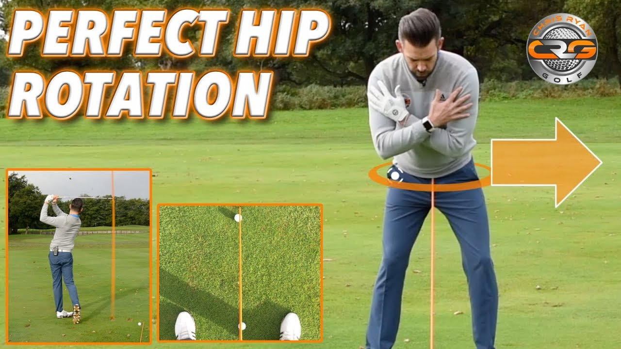 Why Proper Rotation of Your Hips Leads to Better Golf