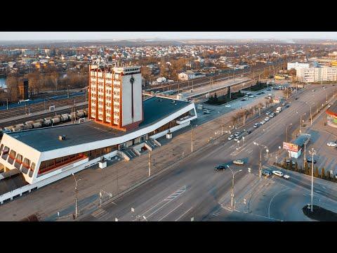 Липецк, самоизоляция по маршруту пл. Победы - Звездный -вокзал