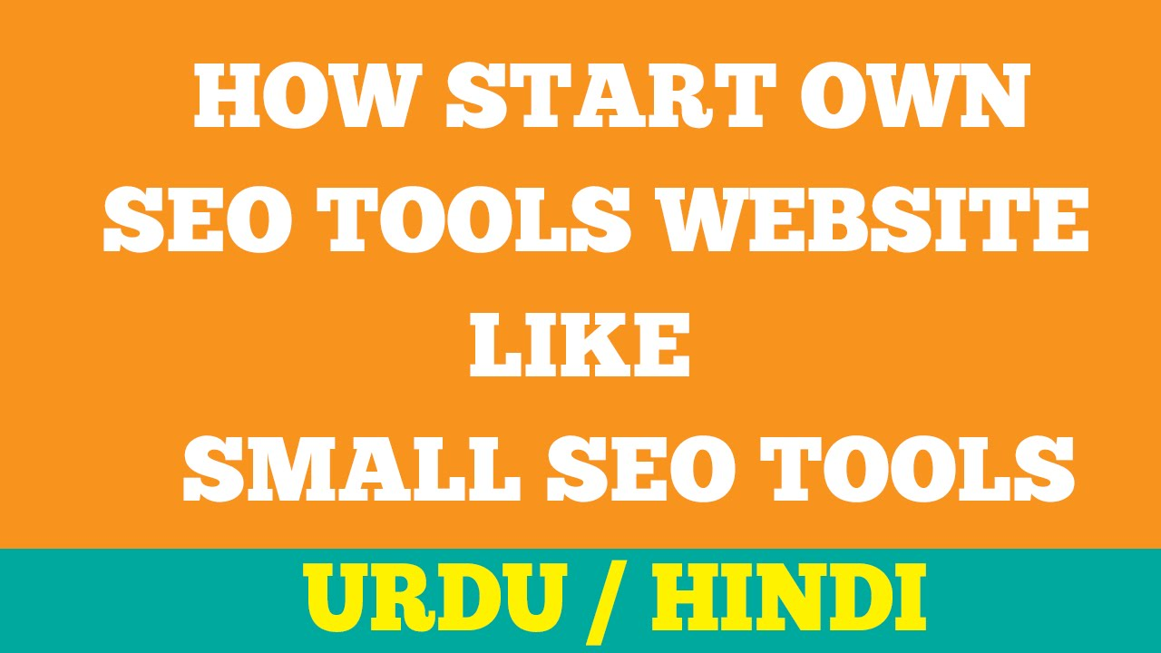 How To Make SEO Tools website | Clone Small Seo Tools | Seo Tool Station Clone | Urdu Hindi