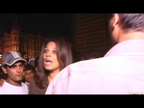 CNN reporter assaulted on live TV in Mumbai, India thumbnail