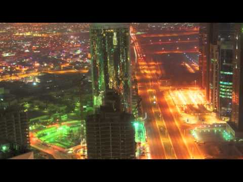 Doha City - Qatar Time Lapse