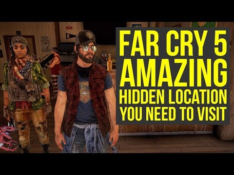 Far Cry 5 Tips And Tricks Hidden Location You Need To Visit Far Cry