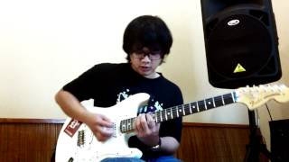Bagas Satyawaki Guitar Teacher @ Music School of Indonesia