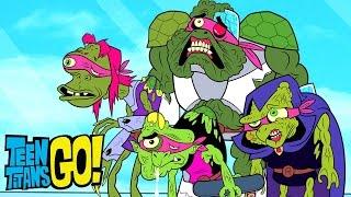 Мини Титаны (ЮНЫЕ ТИТАНЫ ВПЕРЕД)/Teeny Titans - Teen Titans Go-Прохождение №100 (Gameplay iOS)
