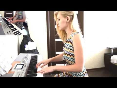 аккорды для пианино песни