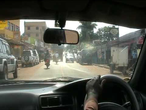 Uitgaanscentrum Kabalagala - Kampala