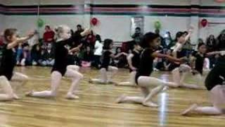 Keya 2007 Christmas Ballet dance performance
