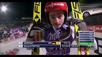 Teamspringen   Lahti   Deutschland gewinnt