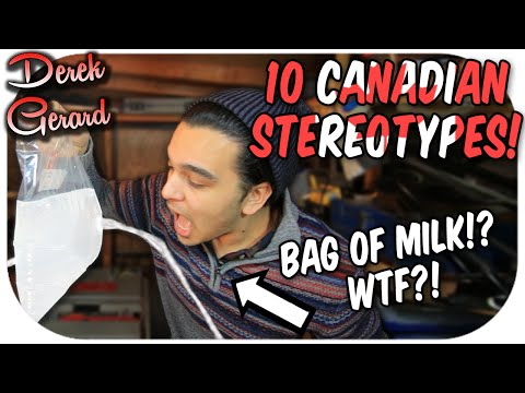 10 Canadian Stereotypes that ARE NOT TRUE!