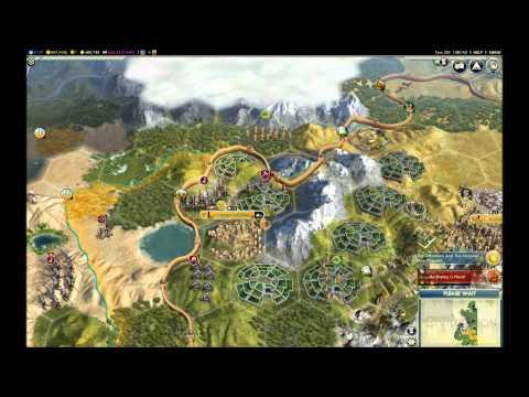 Civilization V Inca Defense |