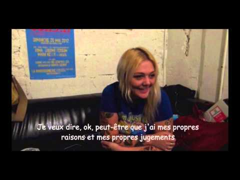 Interview Music & Co : Elle King