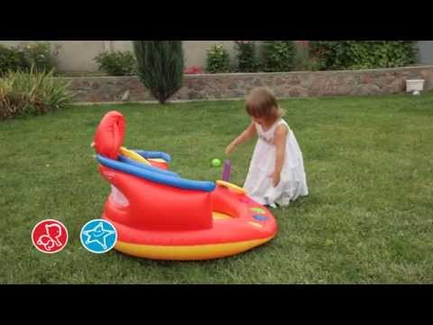 Thumbnail: K's Kids Patrick Ball Pit