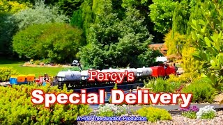 Thomas and his Friends - Percy's Special Delivery