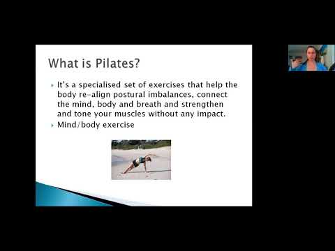 The Power of Pilates TUTORIAL WHY I do this and it's benefits FOR YOU