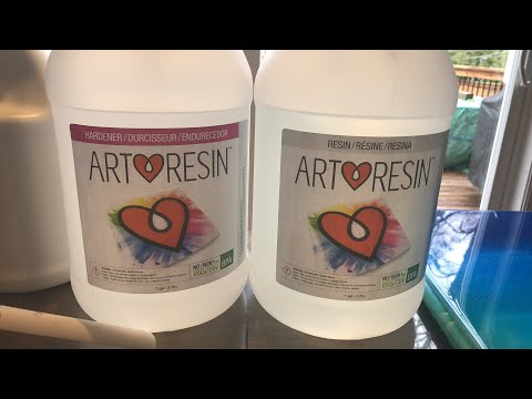 #41 - Working with ArtResin