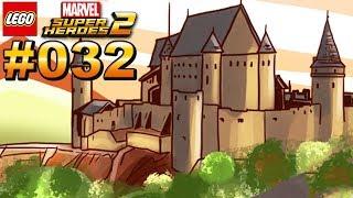 LEGO MARVEL SUPER HEROES 2 #032 England im Mittelalter [Deutsch]