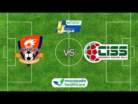 Pelita Jaya vs CISS Soccer Skill [Indonesia Junior Mayapada League 2018] [U11] 11-2-2018
