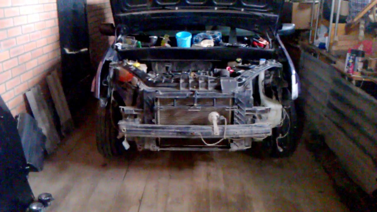 Замена радиатора форд Ремонт моторчика заднего стеклоочистителя мондео
