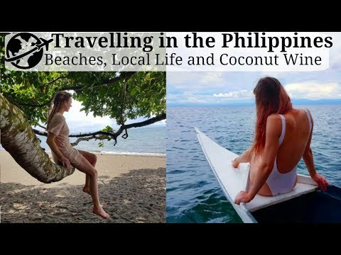 Philippines Culture, Beaches and Parties | Travel VLOG #1