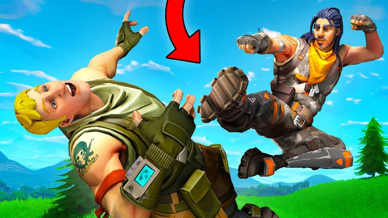 FORTNITE FAILS & Epic Wins! #18 (Fortnite Battle Royale Funny Moments)
