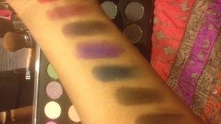bh cosmetics smokey eye 28 palette review