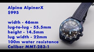 TBWE Reviews the Alpina AlpinerX