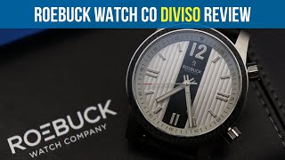 Roebuck Watch Co. Diviso Watch Review - The Dress Watch for Folks Who Don't Like Dress Watches