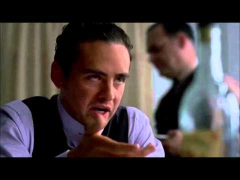 Boardwalk Empire - Luciano sits down with Al Capone.