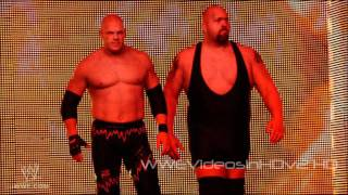 WWE Kane and Big Show Theme Song HD WWE Edit 2011 (CD Quality)