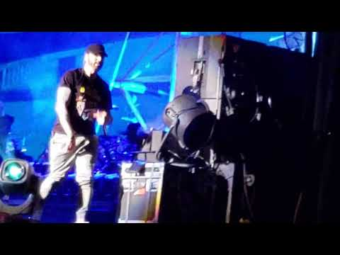 Eminem Live at The Governors Ball with 50 Cent (3-6-2018)