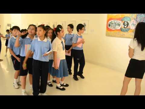 นักเรียนระดับชั้น ป.6 ทัศนศึกษาพิพิธภัณฑ์ศิลปะไทยร่วมสมัย