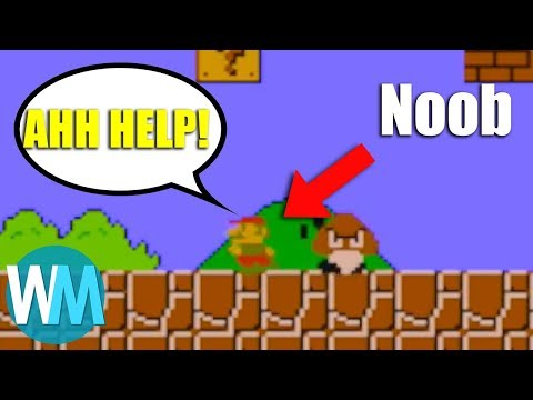 Top 10 Noob Traps You Totally Fell For in Games