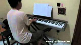 Hatiku Percaya cover version - piano