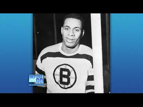 Moments in Black History | Willie Eldon O'Ree