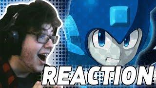 MEGAMAN 11 LIVE REACTION - Capcom Redeemed themselves!
