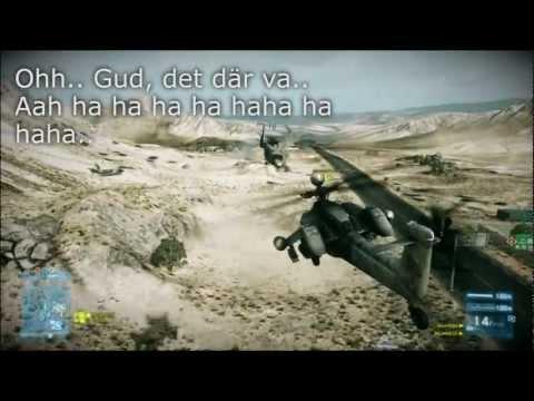 Bf3 - Köra helikopter - Frank N Fish 2