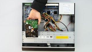 Amcrest NVR -  Internal Hard Drive Installation (NV4432E)