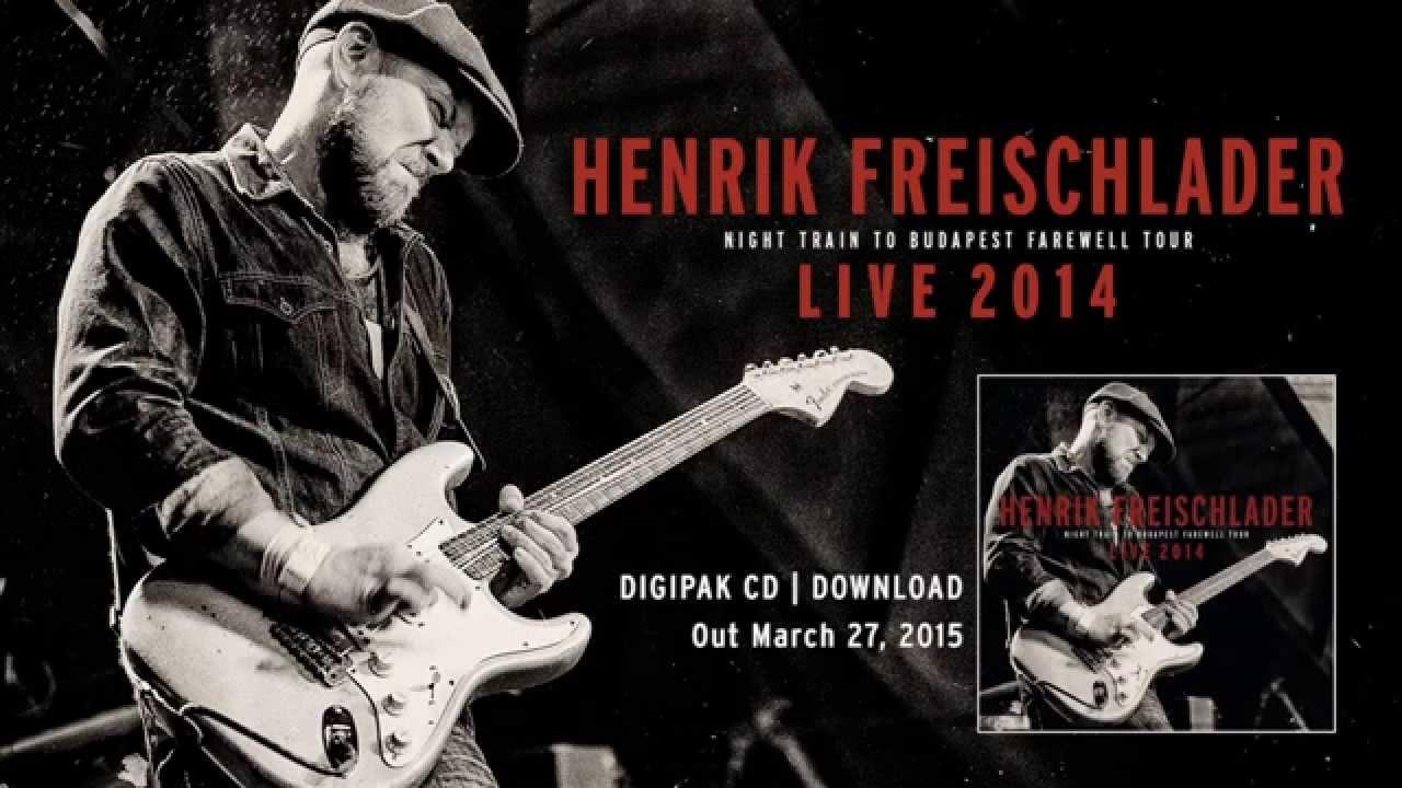 Resultado de imagen de Henrik Freischlader Band