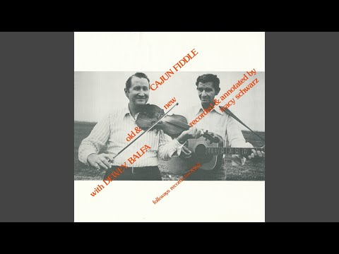 Indian on a Stump (Arr. D. Balfa, Flat Town Music)