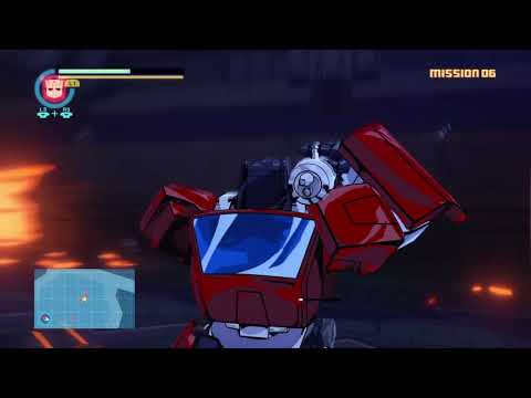 TRANSFORMERS: Devastation pt 2 in a nut shell
