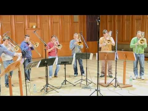 Trombone Unit Hannover plays Daniel Schnyder - Olympia