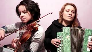 �������� ���� Где тропа за рекой запорошена ╰❥Очаровательный дуэт╰❥ Russian folk song ������